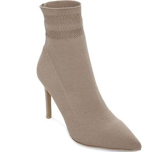 Steve Madden Cookie Sock Bootie